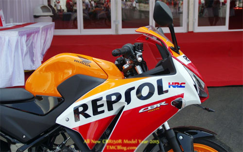 Honda CBR150R 2015