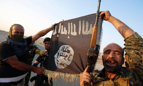 Nhà nước Hồi giáo muốn chiếm cả thế giới Arab Is1-1410248599_490x294
