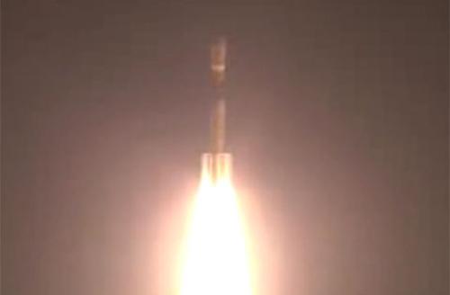 Vệ tinh Pico Dragon được phóng từ Trung tâm Vũ trụ Tanegashima của Nhật sáng nay. Ảnh: JAXA.