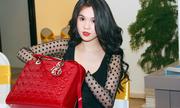 Ngọc Trinh 'khoe' chi tiền tỷ mua sắm trong tháng gây tranh cãi