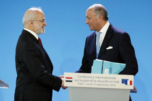 Nhiều nước cam kết hỗ trợ Iraq chống Nhà nước Hồi giáo