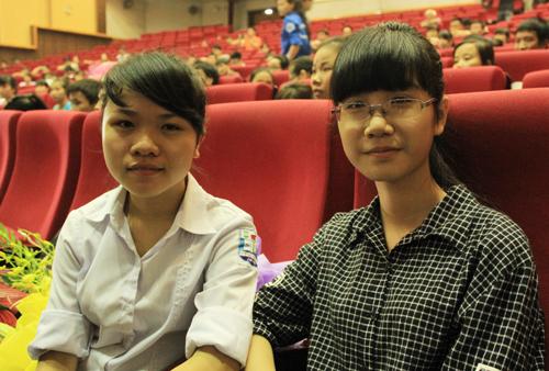 Nhật ký của mẹ tiếp sức cho con gái vào đại học
