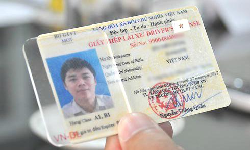 Có nên ghép các hạng vào một bằng lái?