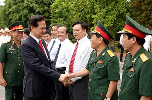 Thủ tướng yêu cầu Học viện Quốc phòng dự báo âm mưu thù địch