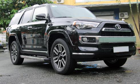 Hàng hiếm Toyota 4Runner Limited 2014 ở Sài Gòn