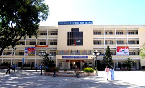 Trường Đại học Khánh Hòa: Dự kiến sẽ tuyển sinh vào năm học 2015-2016