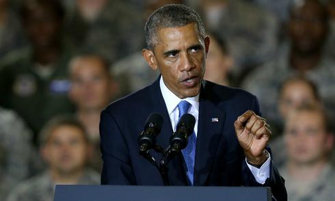 Obama quyết không gửi bộ binh tới Iraq