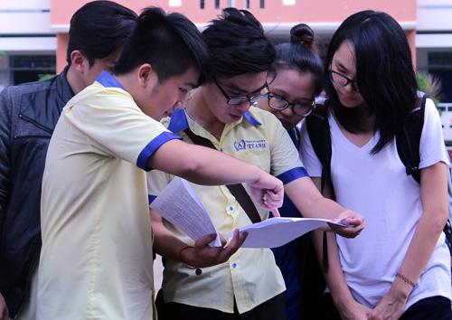 Phương án tuyển sinh 2015 của nhiều trường Đại Học