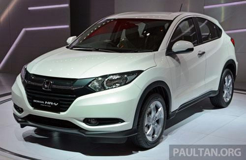 Honda ra mắt HR-V phiên bản Đông Nam Á