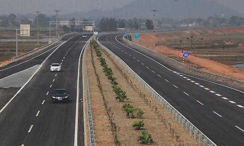 Tuyến cao tốc dài nhất Việt Nam được thông xe