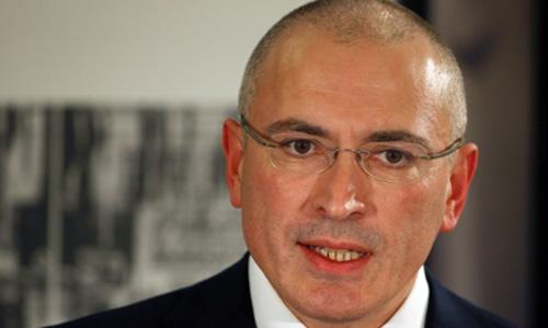 Cựu tỷ phú Khodorkovsky sẵn sàng dẫn dắt nước Nga