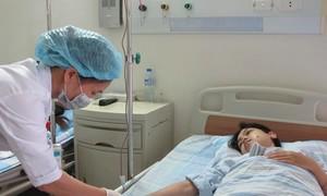 Án tử treo trên đầu bệnh nhân máu trắng
