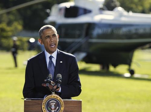 Obama: Mỹ không đơn độc khi không kích ở Syria