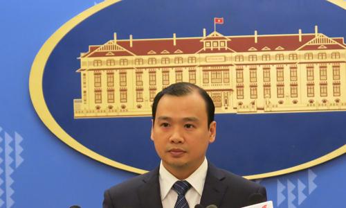Việt nam tích cực bảo vệ ngư dân đánh bắt ở hoàng sa