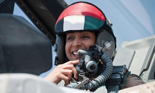 Nữ phi công chiến đấu - cơn ác mộng của phiến quân Hồi giáo
