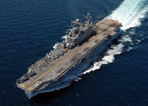 Mỹ - Philippines tập trận chung gần Biển Đông