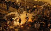 6 giờ hỗn loạn trong cuộc biểu tình ở Hong Kong