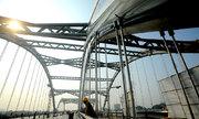 Cầu Đông Trù trước ngày khánh thành