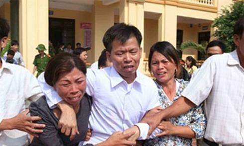 Chủ tọa xử phúc thẩm vụ án oan Nguyễn Thanh Chấn bị khởi tố