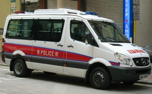 Chánh thanh tra cảnh sát Hong Kong tự sát