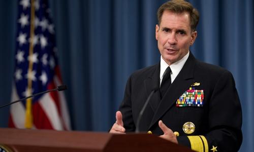 Mỹ chỉ trích truyền thông thiếu kiên nhẫn khi đưa tin về IS