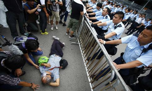 Trung Quốc cảnh báo nguy cơ hỗn loạn ở Hong Kong