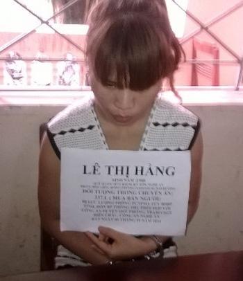 Lừa sơn nữ sang Trung Quốc làm với mức lương 20 triệu đồng
