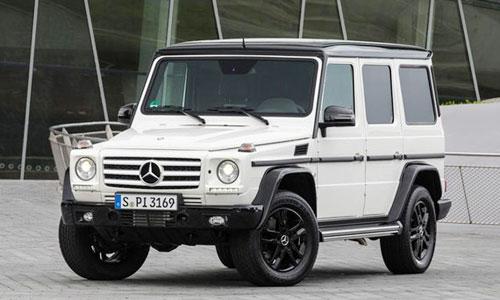 Mercedes G300 voi nhung dong xe dia hinh rat ham ho