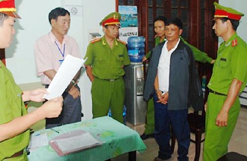 Phó Chánh thanh tra Sở Giao thông Đăk Nông bị bắt