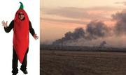 Phóng viên đặc biệt trên chiến trường chống IS ở Kobani