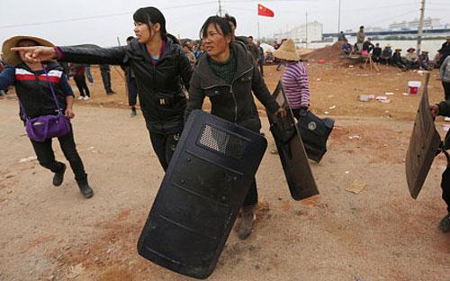 6 người bị thiêu sống do tranh chấp đất đai ở Trung Quốc