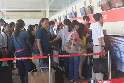 Những pha gây rối hy hữu tại sân bay