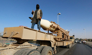 IS bắn trả dữ dội vào biên giới Thổ Nhĩ Kỳ