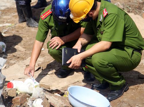 Xem xét khởi tố vụ nổ công ty phân bón ở Sài Gòn