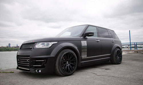 Range Rover LWB - thể thao lịch lãm