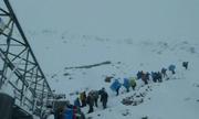Bão tuyết Nepal qua ống kính của một người thoát chết