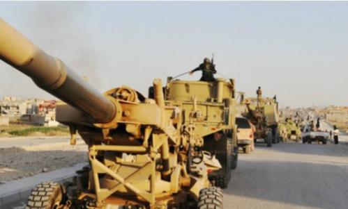 Nhà nước Hồi giáo tấn công dữ dội tại bắc Iraq