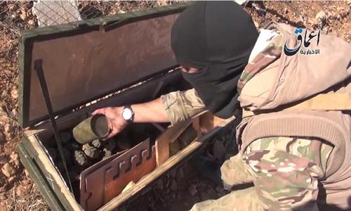 Vũ khí Mỹ thả xuống Kobani 'rơi vào tay Nhà nước Hồi giáo'