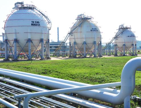 2 tỷ USD mở rộng nhà máy lọc dầu Dung Quất