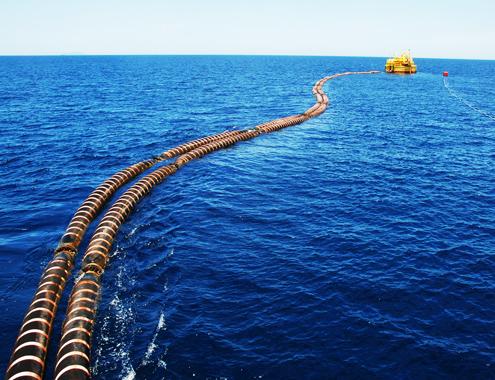 Hợp tác khai thác mỏ khí 8.000 tỷ m3 ở thềm lục địa miền Trung