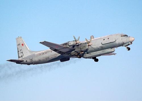 NATO liên tục chặn máy bay Nga trên biển Baltic