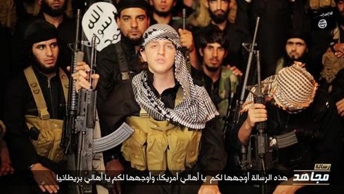 Phiến quân IS 17 tuổi dọa thủ tướng Australia