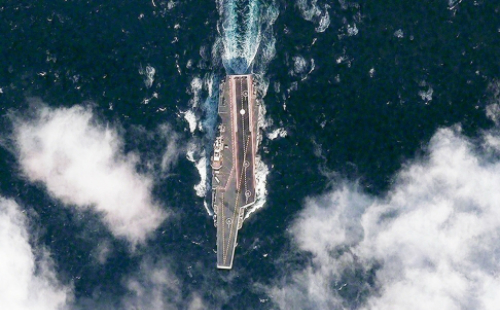 Trung Quốc sắp đóng tàu sân bay tự thiết kế thứ hai