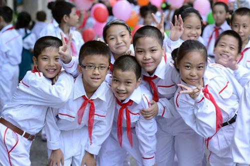 Học sinh Việt Nam lớp 4 làm toán lớp 7 của Anh