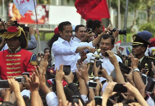 Tổng thống 'bình dân' đầu tiên của Indonesia