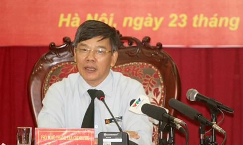 Nguyên Tổng thanh tra Chính phủ bổ nhiệm người có khuyết điểm