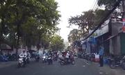Kiểu xe máy đụng nhau điển hình trên đường Việt
