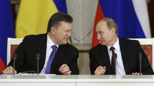 Putin thừa nhận giúp cựu tổng thống Ukraine chạy trốn
