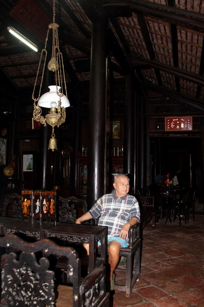 Nhà cổ hơn 100 năm tuổi ở Đồng Nai