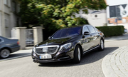 Chiếc Mercedes S-class và tính ích kỷ của người Việt?